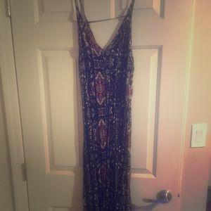Full tilt maxi dress